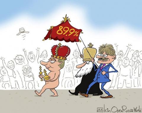 """В Кремле """"собака лает - ветер носит"""""""