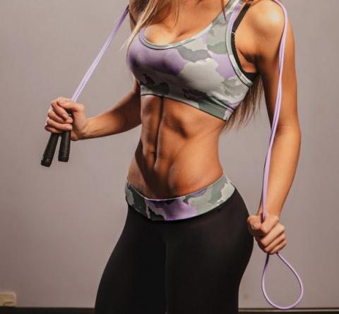 За две недели тренировок, ты не узнаешь свое тело!
