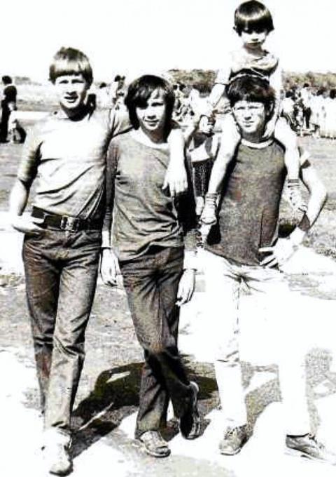 Выпуск 1984