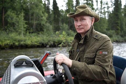 """Геополитический прорыв в далекое будущее и """"очередное, сокрушительное поражение"""" Путина. (стёб от Зубченко)"""