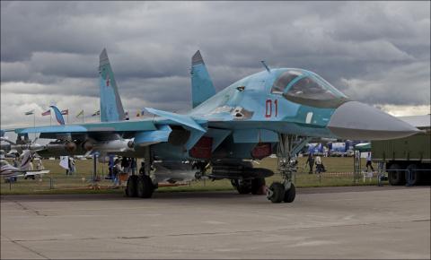 Гособоронзаказ на Су-34 был полностью выполнен