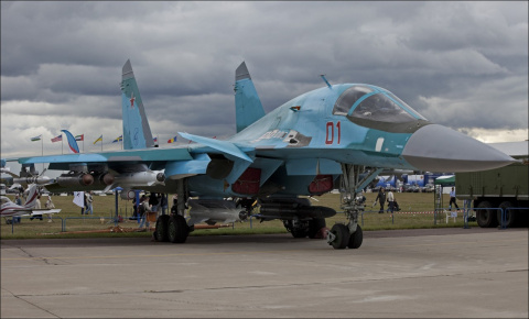 Гособоронзаказ на Су-34 был …