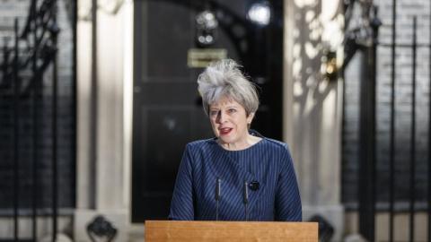 Мэй пообещала быть неуступчивым переговорщиком по Brexit