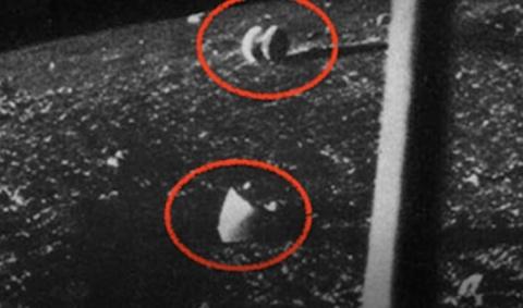 Загадочные снимки советского…