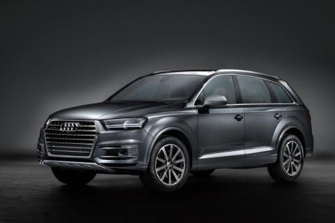 Российская сборка: Audi решила сделать ставку на Q7