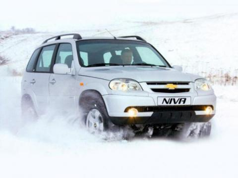 Нива Шевроле готовит новогодний сюрприз - GM-АвтоВАЗ