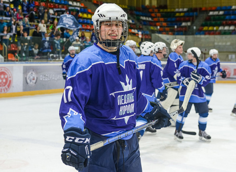 Игра — дело молодых: на экраны возвращается хоккейный сериал «Молодежка».
