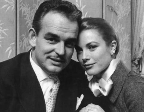 Сказочный брак Грейс Келли и Ренье III