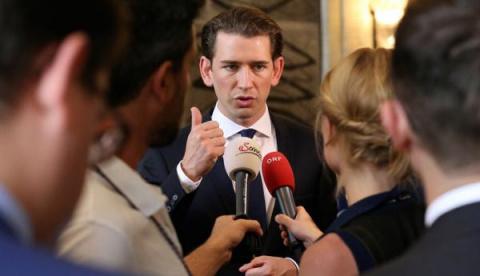 Новое правительство Австрии …