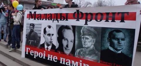 В Белоруссии схвачены десятки боевиков с оружием
