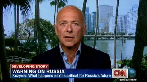Экс-глава МИД Андрей Козырев ответил Путину, заявившему, что у того нет головы