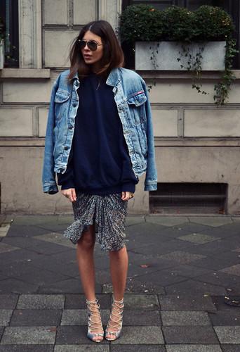 100 нужных вещей: джинсовая куртка