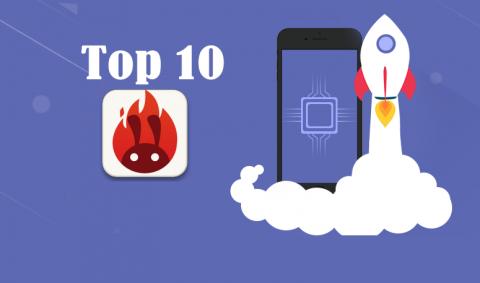 Самые мощные смартфоны 2016-го поверсииAnTuTu