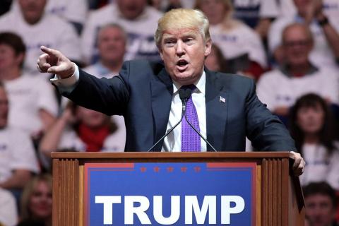 Трамп назвал создателя ИГИЛ