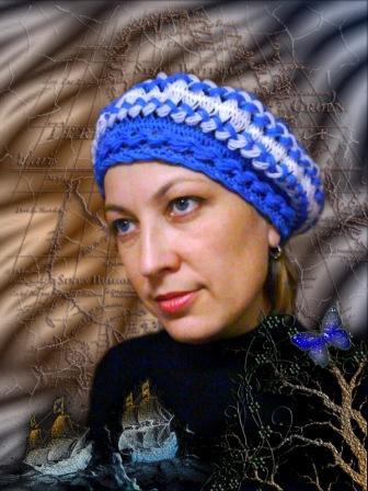 Toma relacionado com o garfo.  Master class de Lyudmila Pohilyuk