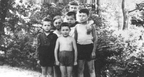 Детство В.Высоцкого в ГСВГ.(10)