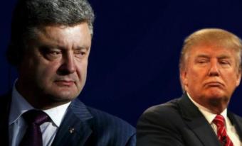 Встреча Трампа с Порошенко в…