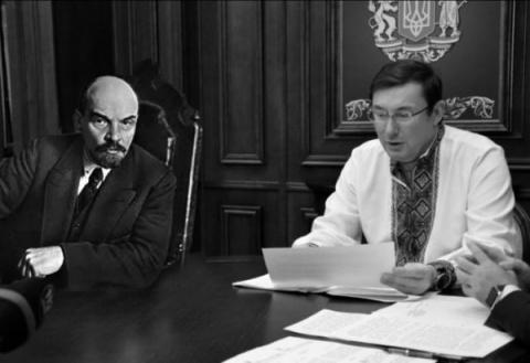 У Луценко потребовали допрос…