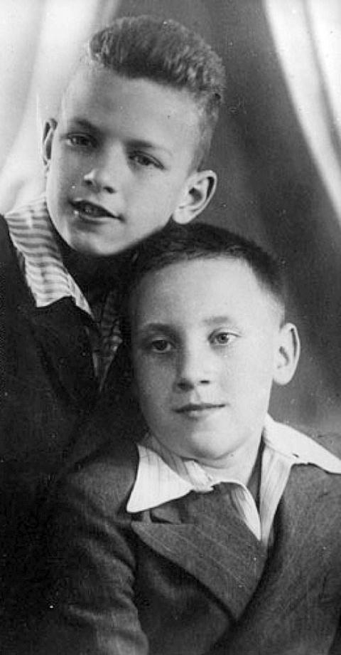 Детство В.Высоцкого в ГСВГ. (18)