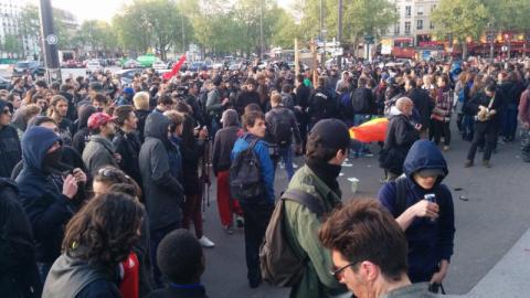 Французы готовятся к протест…