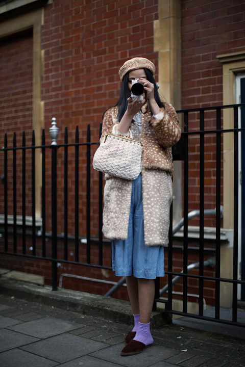 On the Street…Kenton St., London