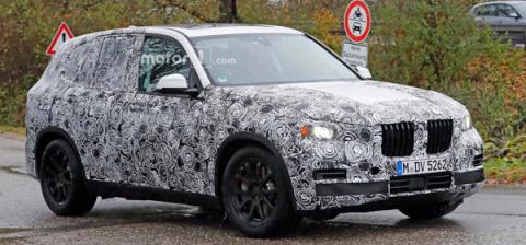 BMW X5 нового поколения стан…