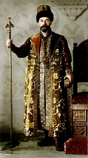 Подвиг монаршего служения Царя-мученика Николая II