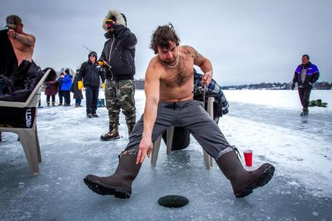 Особенности канадской национальной рыбалки