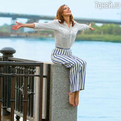 Ирина Безрукова готова к нов…