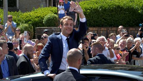 Франция: триумф Макрона на развалинах политической системы. Максим Соколов