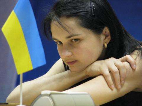 Украинская чемпионка мира по…