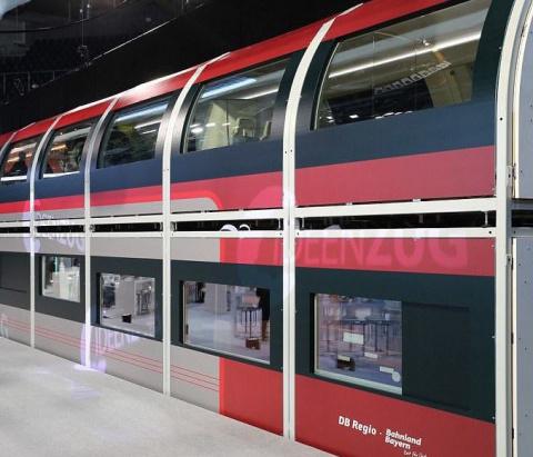 Немцы придумали поезд будуще…