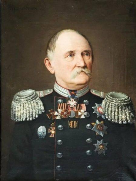 Эдуард Иванович Герстфельд. …