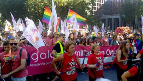 Собрались на шабаш: в Испании устроили крупнейший в Европе парад половых извращенцев