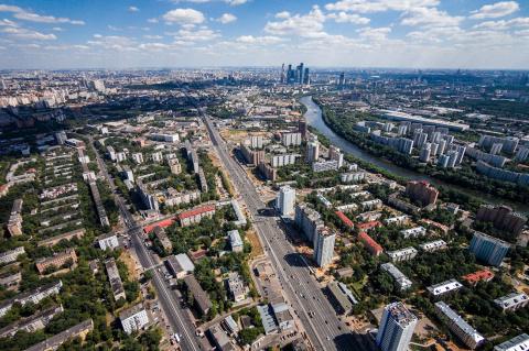 Расселение московских пятиэт…