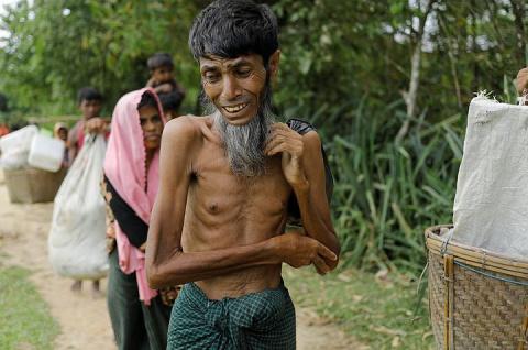 США могут ввести санкции против Мьянмы за притеснение народа рохинджа
