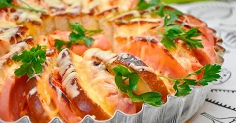 Когда лень готовить — вкуснейшие горячие бутерброды в необычной подаче