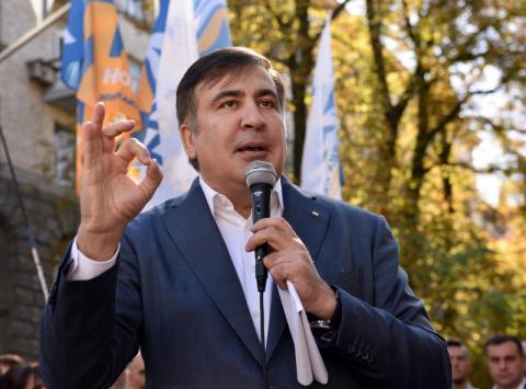 Саакашвили заявил, что в Зак…