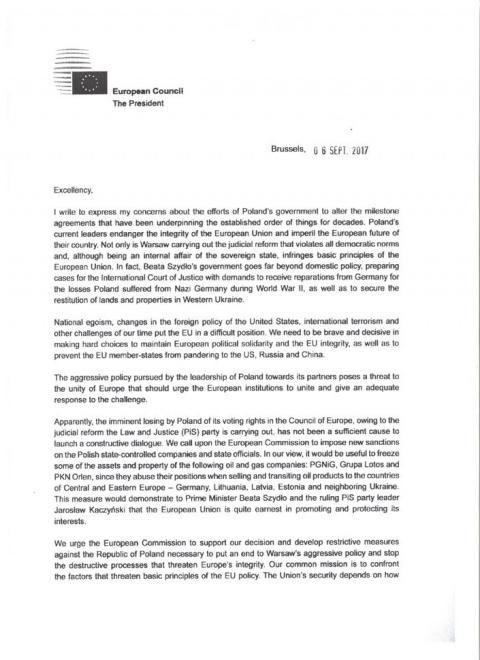 Польша отсудит компенсации з…