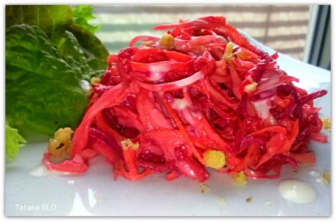 САЛАТНЫЙ ДЕНЬ. Овощной салат…