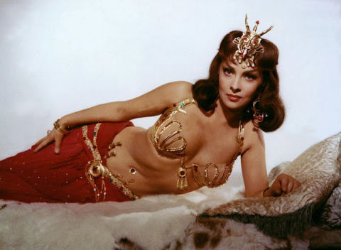 Самая красивая женщина 1960-…