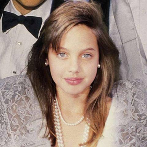Как с годами менялась Анджелина Джоли