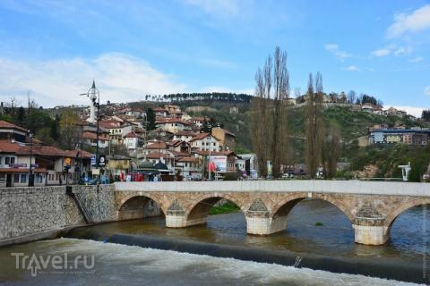 Как выглядит Сараево спустя …