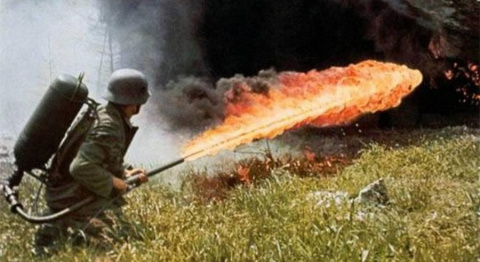 Зажигательные русско-немецкие отношения