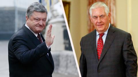Порошенко пригласил в Донбасс миротворцев ООН