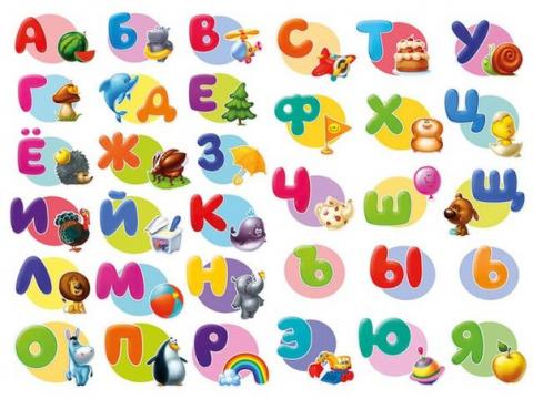 Интересные факты про буквы