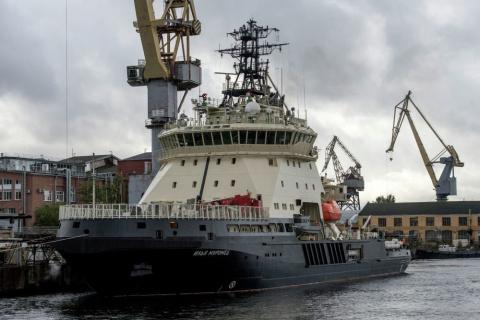 В Петербурге передали ВМФ ле…