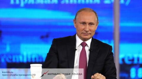 В. Путин честно предостерега…