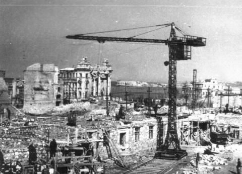 Как страна Советов восстанавливалась после войны