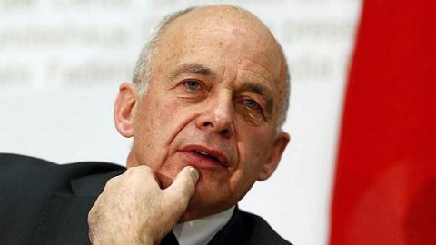 Министр финансов Швейцарии: …